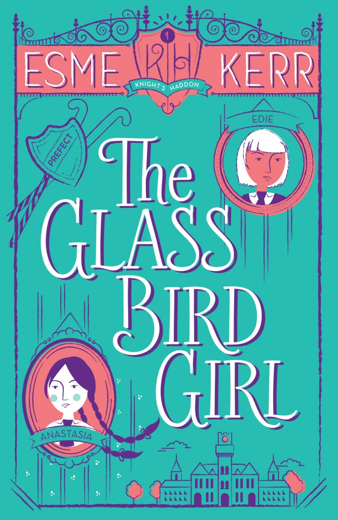 Image result for glass bird girl series