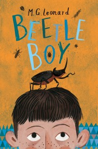 Beetle Boy website