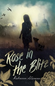 Rose in the Blitz website