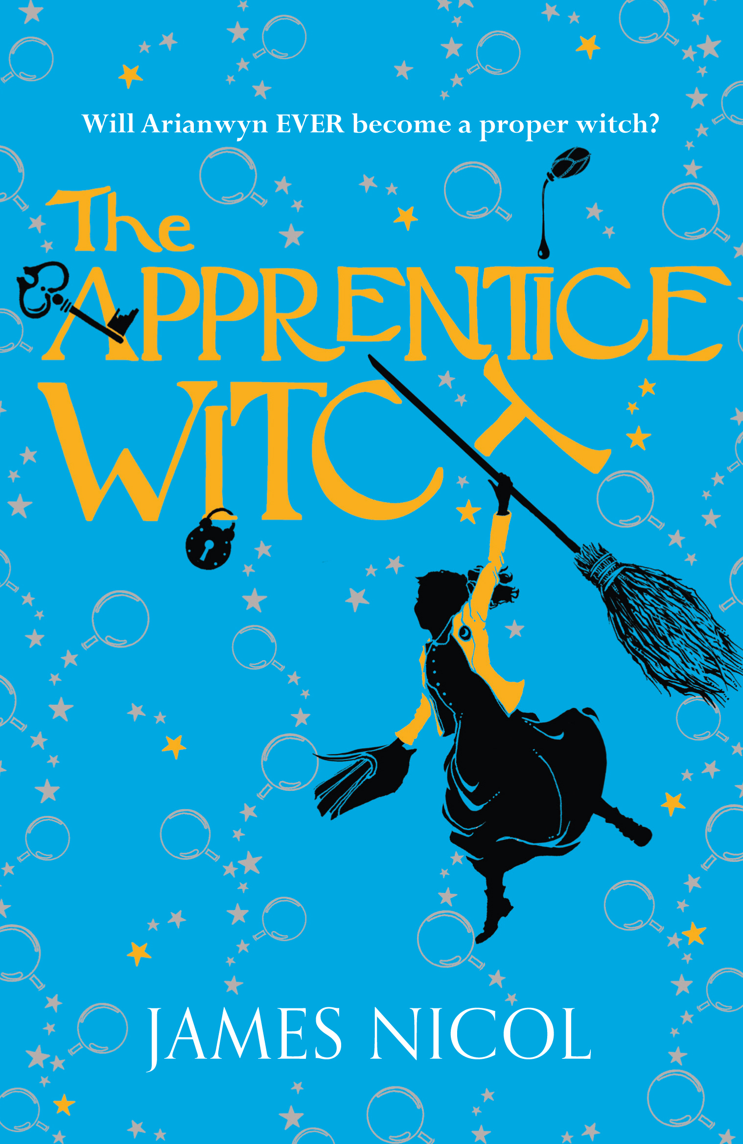 Chicken House Books Apprentice Witch