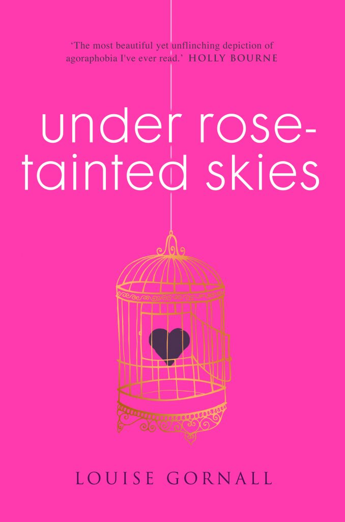 Chicken House Books Under Rose Tainted Skies