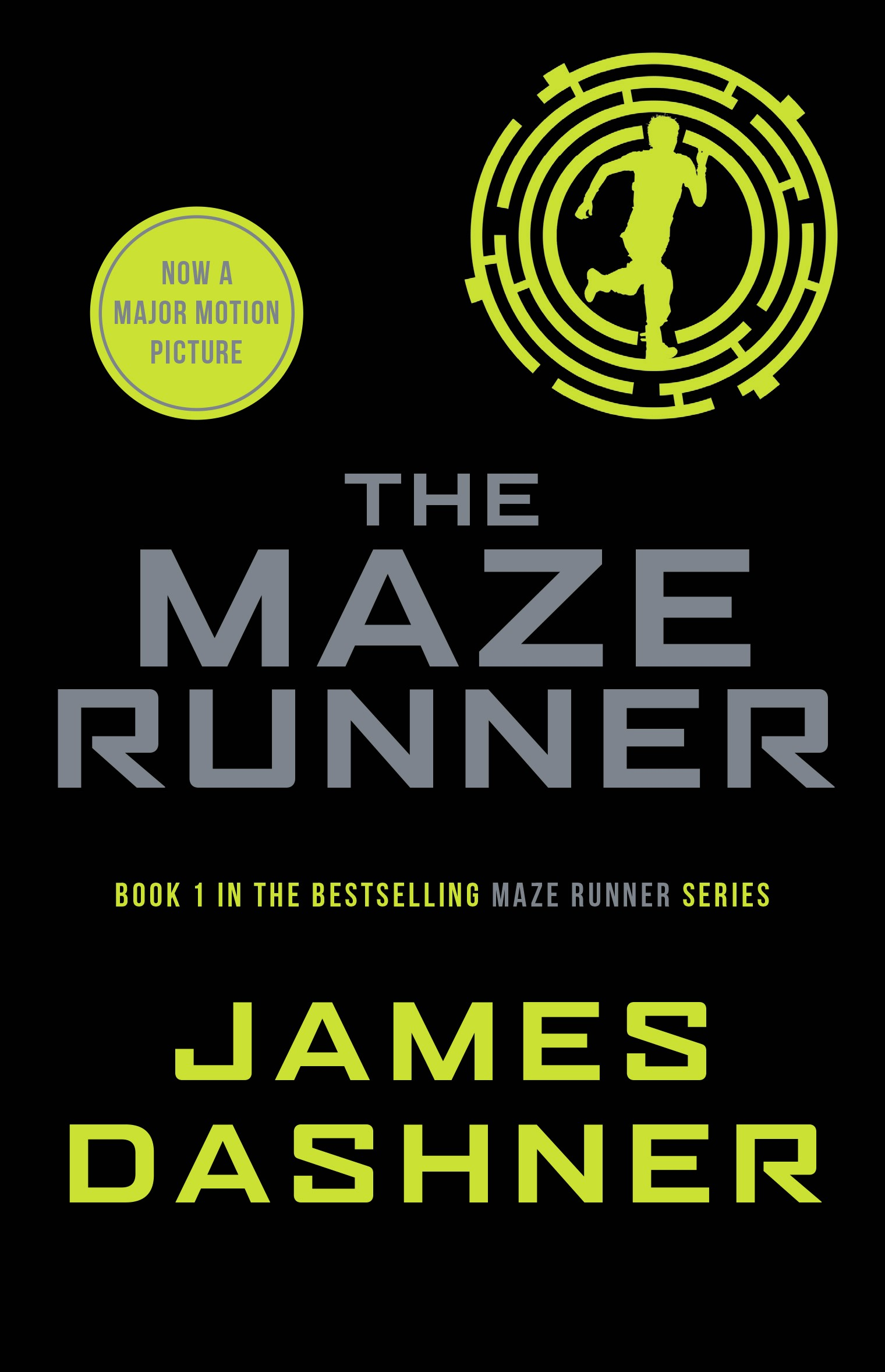 Runner Redesign >> Chicken House Books - Maze Runner
