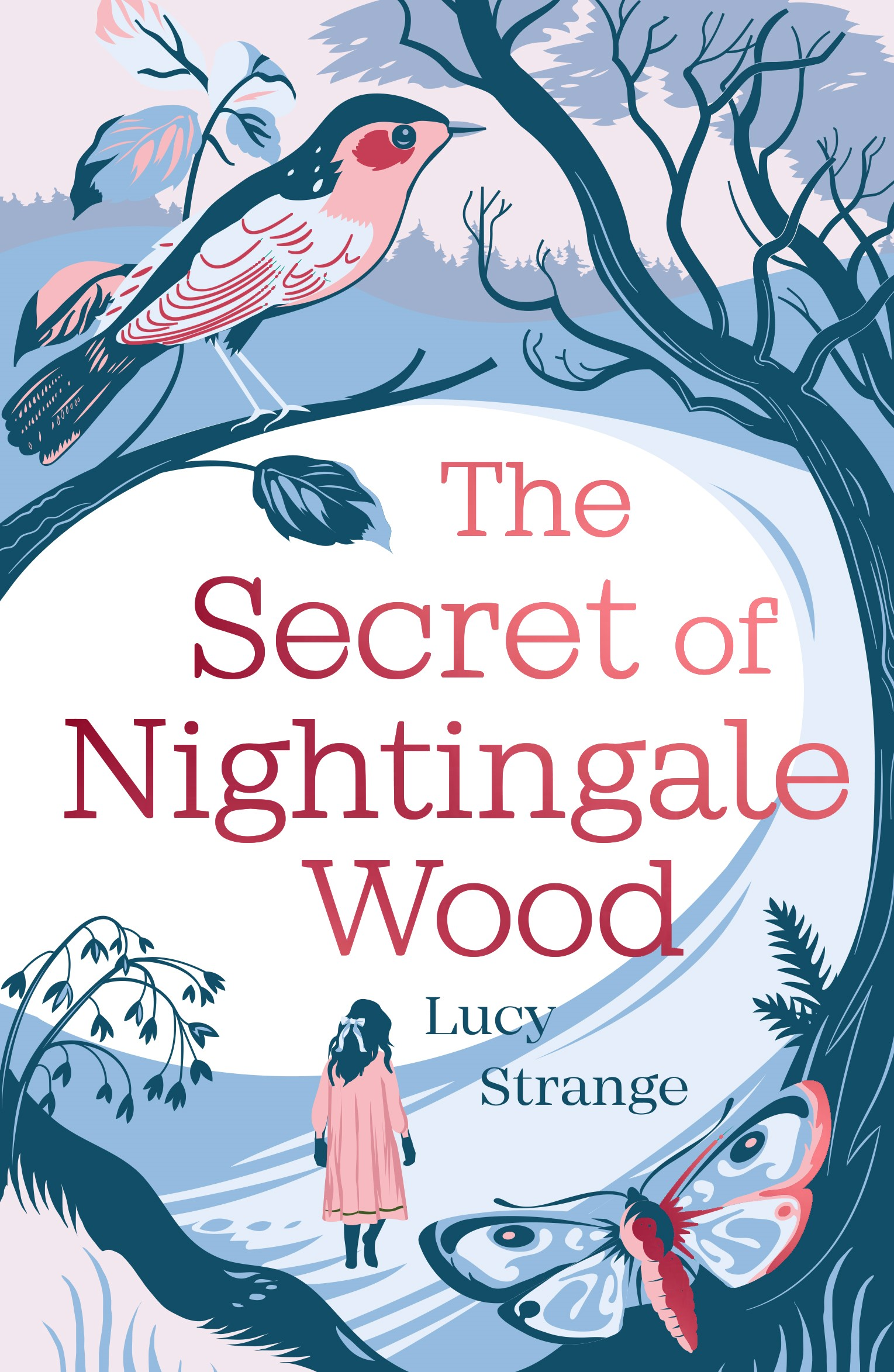 Chicken House Books Secret Of Nightingale Wood