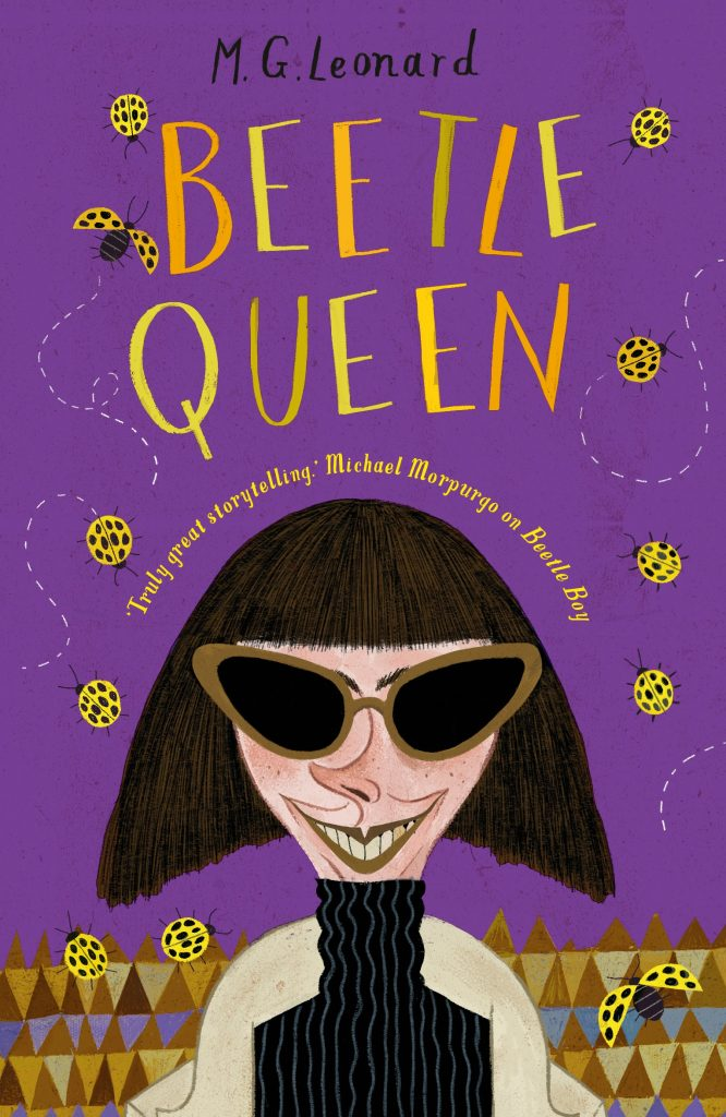 Chicken House Books Beetle Queen
