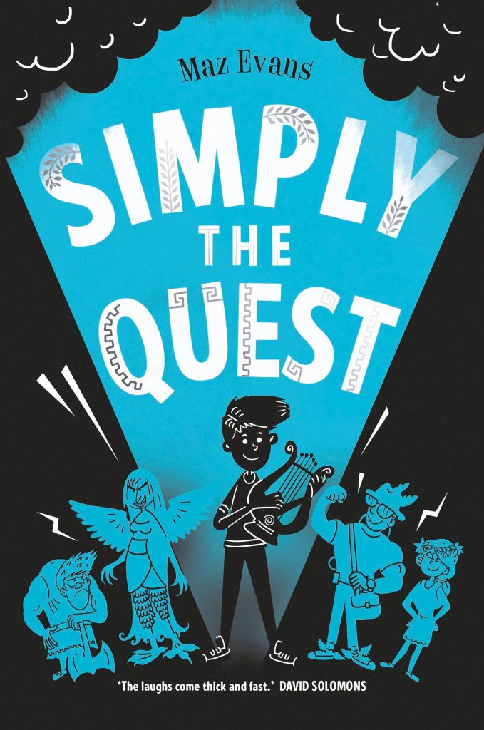 Image result for simply the quest