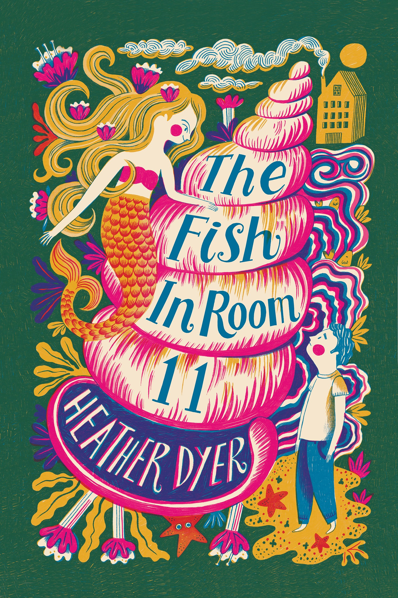Chicken house books fish in room 11 for 99 5 the fish