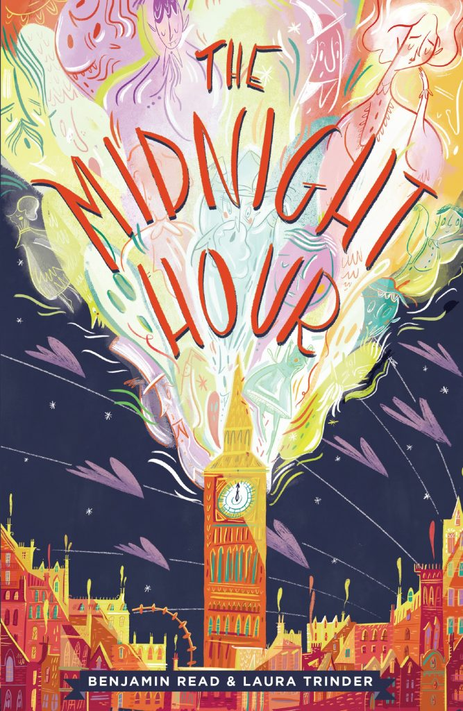 Image result for the midnight hour benjamin read