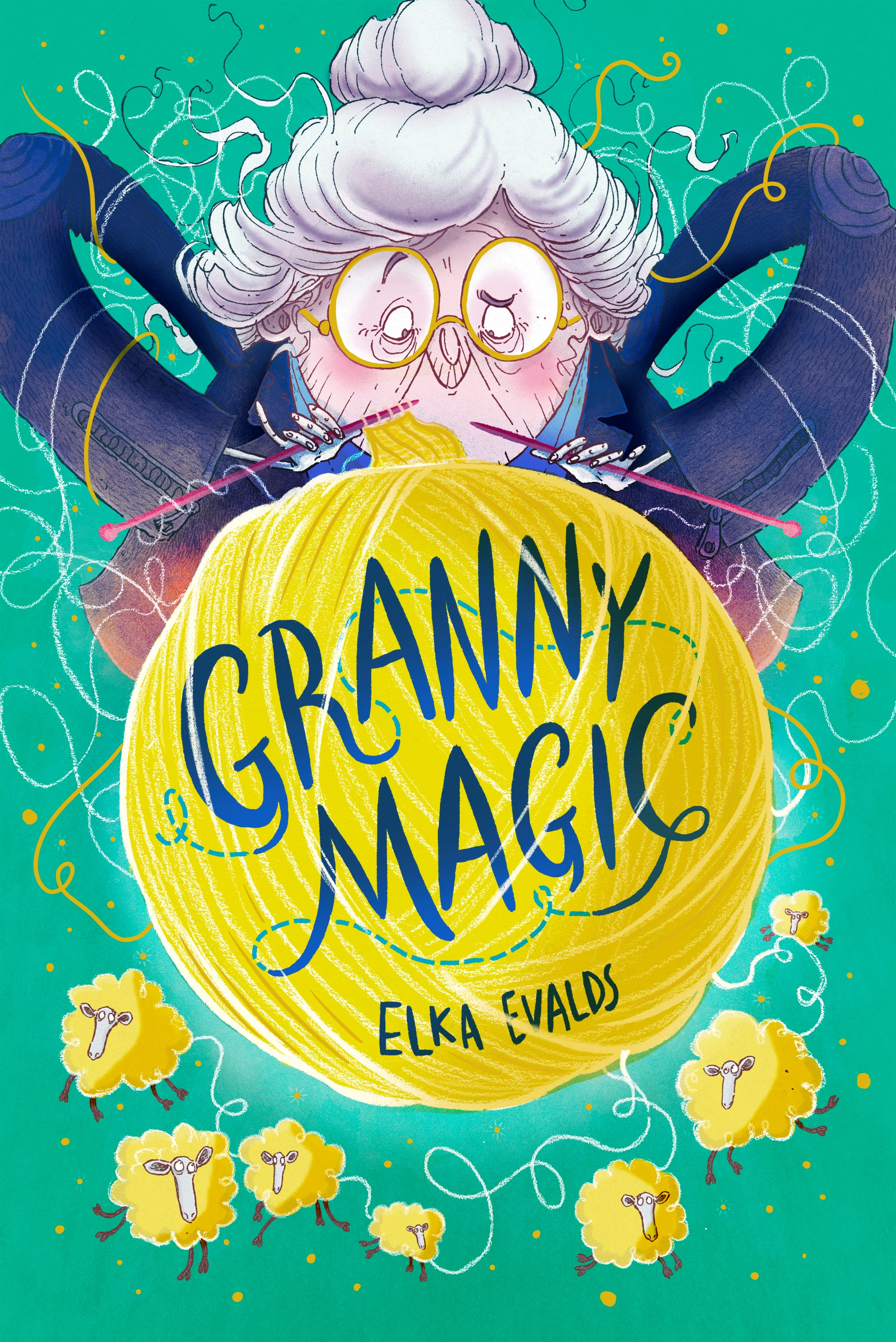 Image result for granny magic elka evalds
