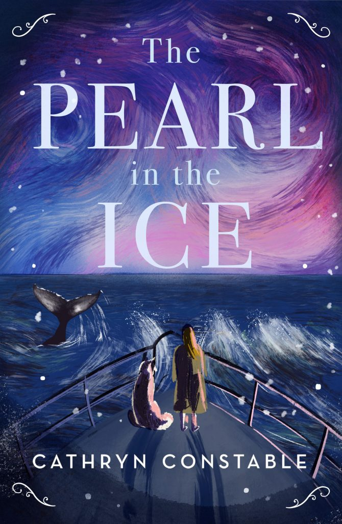Image result for the pearl in the ice chicken house