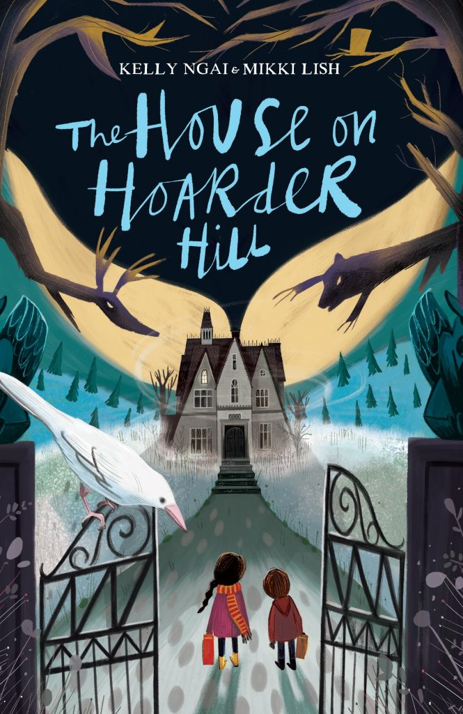 Chicken House Books - House on Hoarder Hill