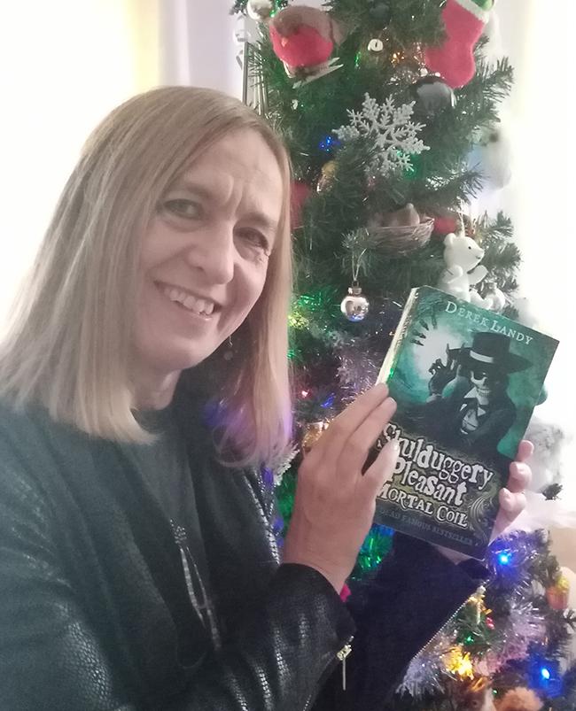 Nicki Thornton Christmas read