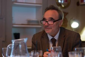 Barry Cunningham, Chicken House Times Children's Fiction Competition 2020 judge