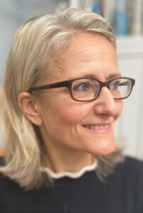 Camilla Borthwick, Chicken House Times Children's Fiction Competition 2020 judge