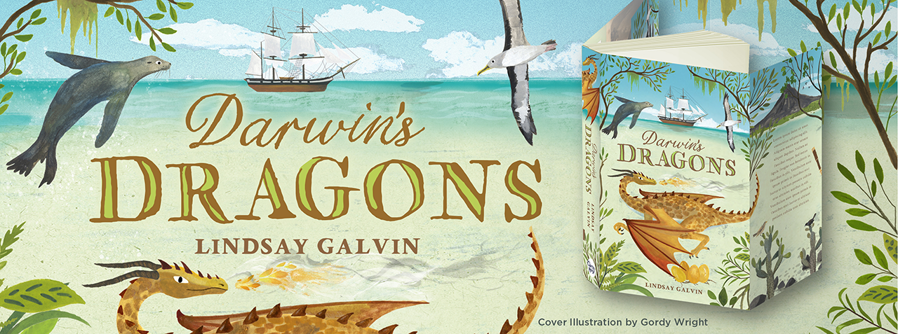 DARWIN'S DRAGONS by Linsday Galvin
