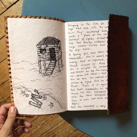 Richard Pickard's Journey to Publication