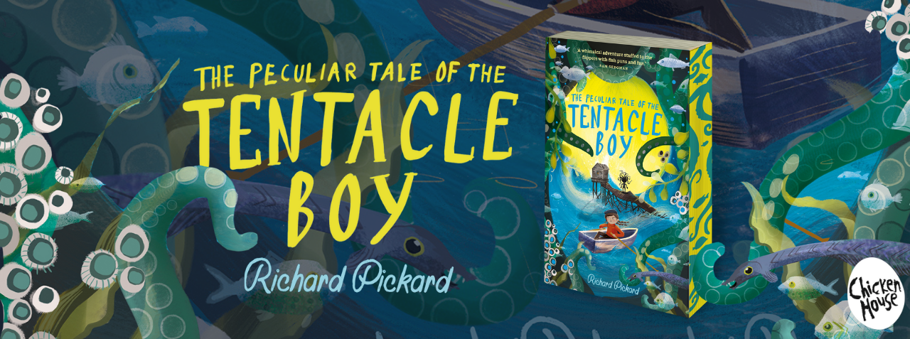 THE PECULIAR TALE OF THE TENTACLE BOY – Richard Pickard
