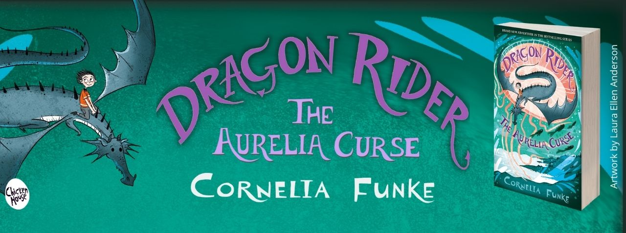 DRAGON RIDER: THE AURELIA CURSE – Cornelia Funke